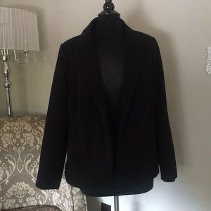 Worthington Women's Black Career Jacket Blazer